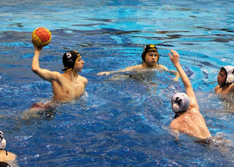 Tiger Water Polo - Princeton 2011
