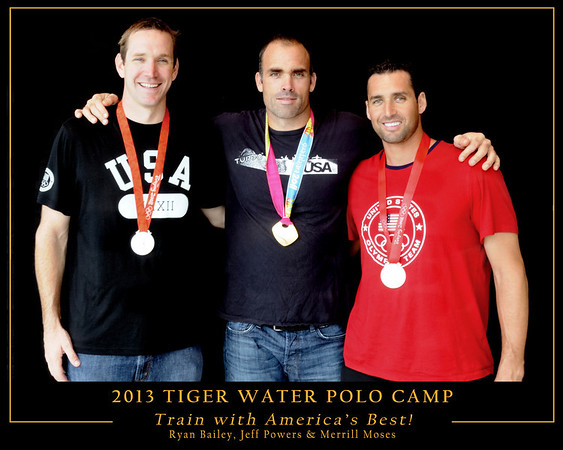 2013 Tiger Water Polo Camp