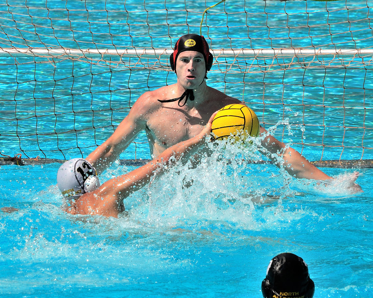 Tiger Water Polo - North Park 08/18/12