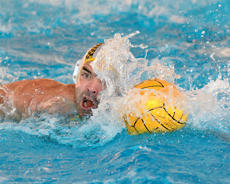 Tiger Water Polo - US Olympian Clinic 2014