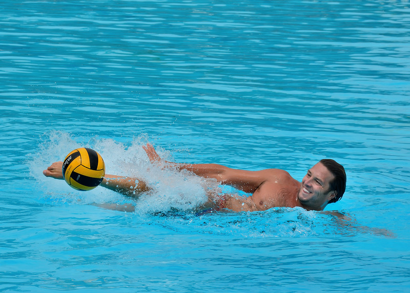 Tiger Water Polo - Serbia Olympian Clinic 2014